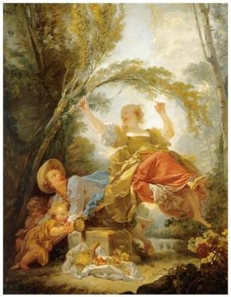 """""""Leagănul"""", 1775 – 1780"""