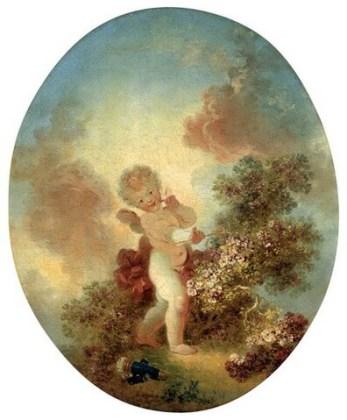 """Dragostea santinelă"", 1773 – 1776"