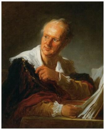 """Denis Diderot (portret fantezist)"", 1769"