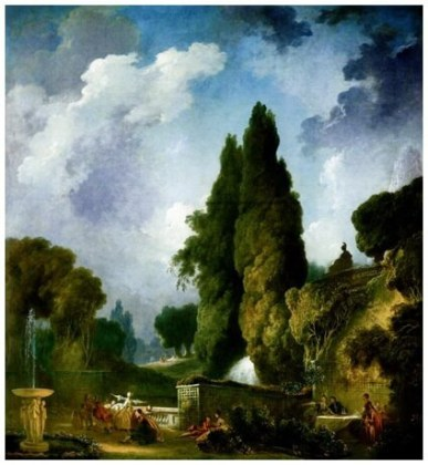 """""""Jocul de-a baba oarba"""", 1773 – 1776"""