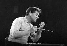 Costin Tuchilă Leonard Bernstein centenar leviathan.ro