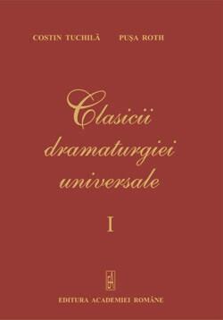 costin tuchila pusa roth clasic-dramaturgie-universala-istorie-teatru-academia-romana