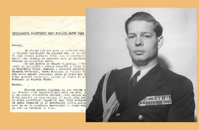 regele mihai proclamatie 23 august 1944 leviathan.ro