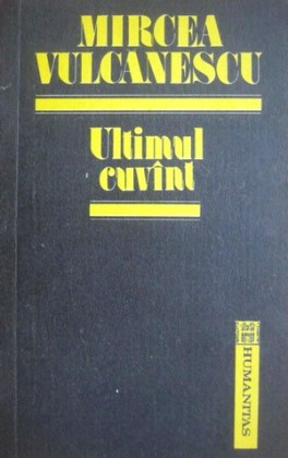 București, Editura Humanitas, 1992