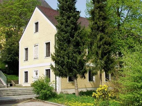 Casa natală a lui Anton Bruckner, Ansfelden, Austria
