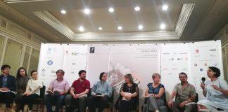 Fotografie de la Conferința de presă, 31 august 2018