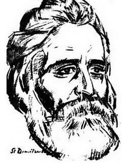 Garabet Ibrăileanu, portret de Ștefan Dimitrescu 2