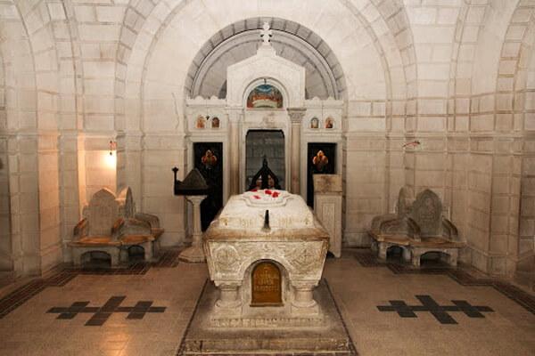 Mormântul lui Eremia Grigorescu