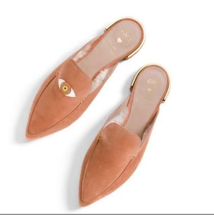 Papuci din colecția Eyelovemore