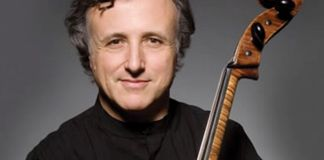 Raphael Wallfisch. Sursa foto site Vancouver Symphony Orchestra