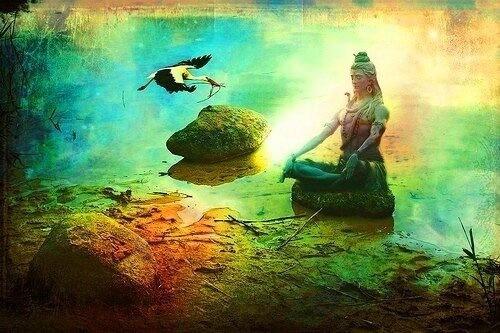 Tehnica împământenirii – dezlegare spirituală și viață psihică sănătoasă