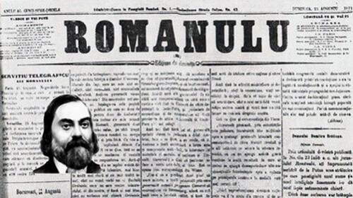 """Românul"" – C. A. Rosetti"