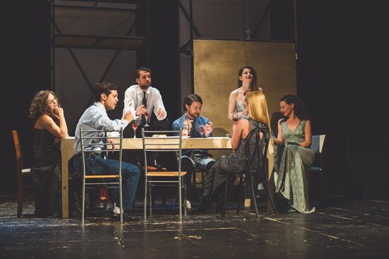 """""""Anul dispărut. 1996"""", Teatrul Tineretului din Piatra Neamț"""