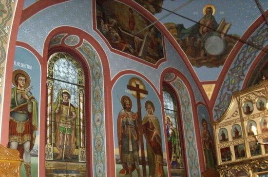 Biserica bucureșteană Cărămidarii de Sus
