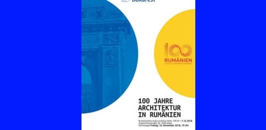 100 de ani de arhitectura romaneasca