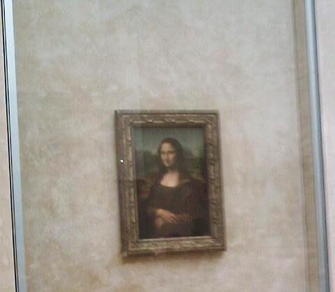 """Leonardo da Vinci, """"Gioconda"""""""