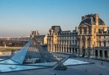 Muzeul Luvru, Paris