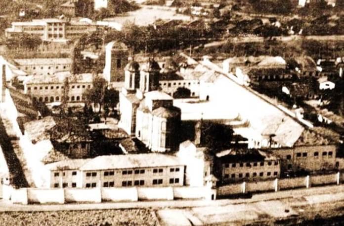 Daniela Șontică Mănăstirea Văcărești, reconstruită în imagini
