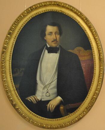Portretul lui Iancu Oteteleșanu