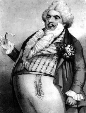 Basul Luigi Lablache în rolul lui Don Pasquale