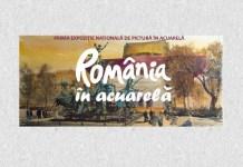 prima expozitie de acuarela romaneasca