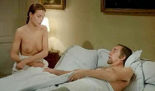"""Carole Bouquet și Fernando Rey în """"Acest obscur obiect al dorinței"""""""