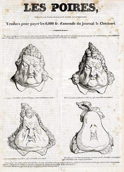 Les_Poires,_Honoré_Daumier_(1831)