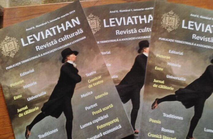 leviathan revista culturala nr.1 ian-martie 2019
