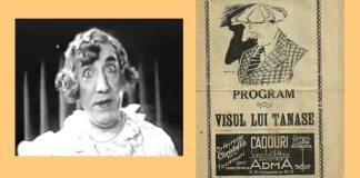 visul lui tanase film 1932