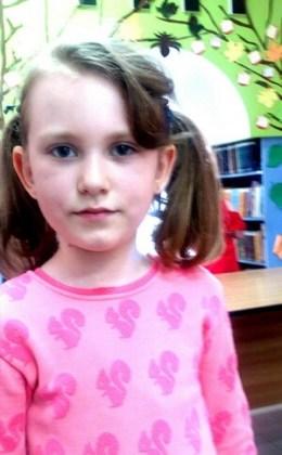 """Anastasia Moroianu, 7 ani, Şcoala gimnazială """"Mihai Eminescu"""", Brăila"""