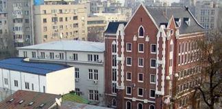 """Centrul """"Sfinții Petru și Andrei"""" din București"""
