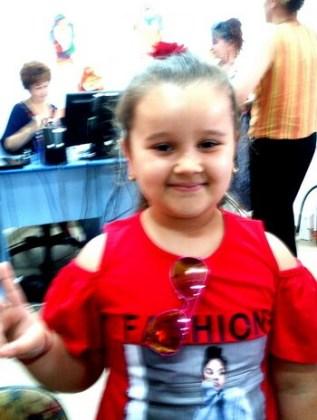 Giada Turea, 6 ani