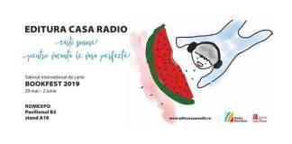casa radio bookfest 2019