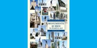 monumente și eroi in judetul olt