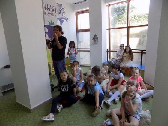"8 iunie 2019, Biblioteca Județeană ""Panait Istrati"" Brăila"