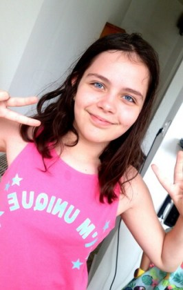 """Cristiana-Maria Maldăr, 10 ani, Şcoala gimnazială """"Ion Creangă"""", Brăila"""