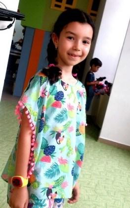 """Ioana Badea, 7 ani, Şcoala gimnazială """"Mihai Eminescu"""", Brăila"""