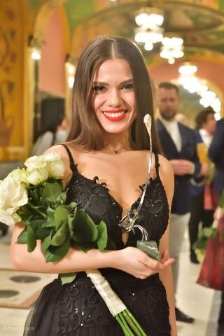 Paula Iancic. Foto: Paul Buciuța