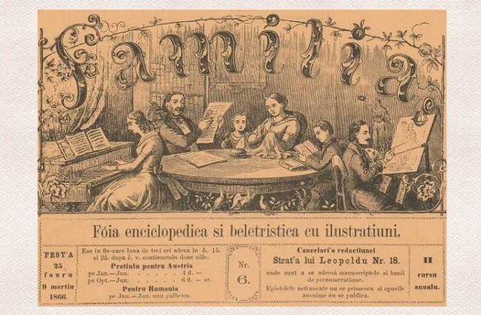 Revista_Familia, 9_martie_1866