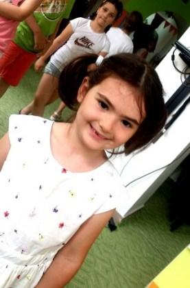 """Roxana-Maria Codreanu, 6 ani, Şcoala gimnazială """"Ion Creangă"""", Brăila"""