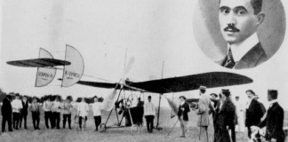 aurel-vlaicu aeroplan