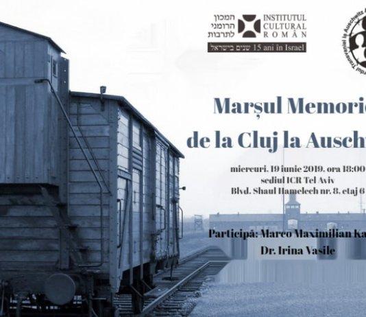 marsul-memoriei cluj auschwitz
