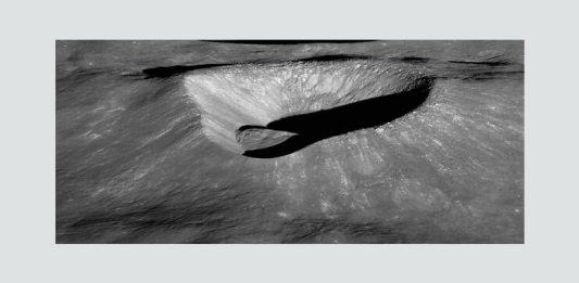 Craterul Ryder. Foto: NASA/GSFC/Arizona State University