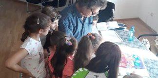 "Lică Barbu și grupul artistic ""Nino Nino"", Biblioteca Județeană ""Panait Istrati"" Brăila, 5 iulie 2019"