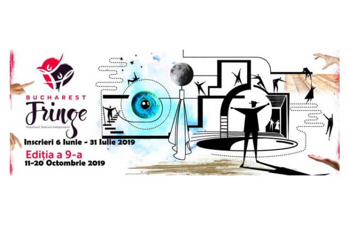 bucharest fringe 2019