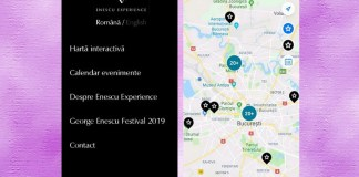 Aplicația Enescu Experience