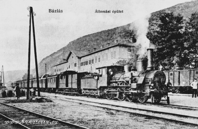 Bazias cale ferata Sursa foto www.banaterra.eu