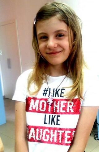 """Cristina-Eutalia Mincu, 9 ani. Şcoala gimnazială """"Hariclea Darclée, Brăila"""