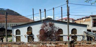 Uzina veche din Cugir