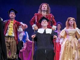 """""""Bolnavul închipuit"""" de Molière, Teatrul Național Habima din Tel Aviv"""